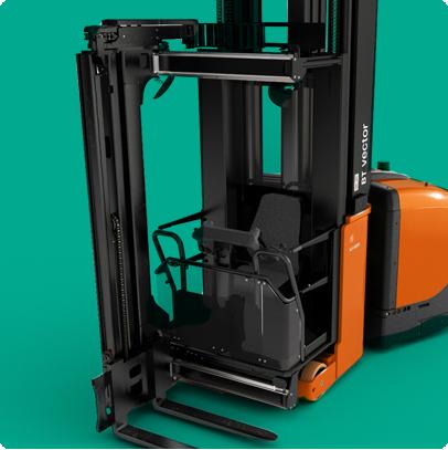 3D assets Toyota Material Handling Europe